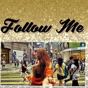 My FIRST Follow Game!! 👯♀️